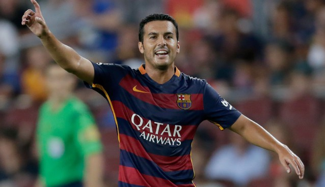 How Pedro's big move has secured the future of one Spanish third-division club