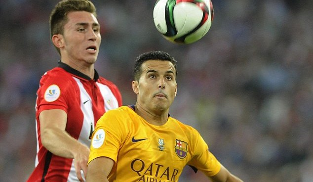 Ed Woodward flies to Barcelona to seal £22 million Pedro transfer to Manchester United