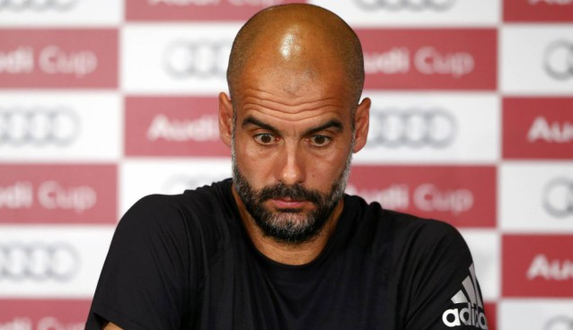 Pep Guardiola answers fresh criticism following German Super Cup defeat