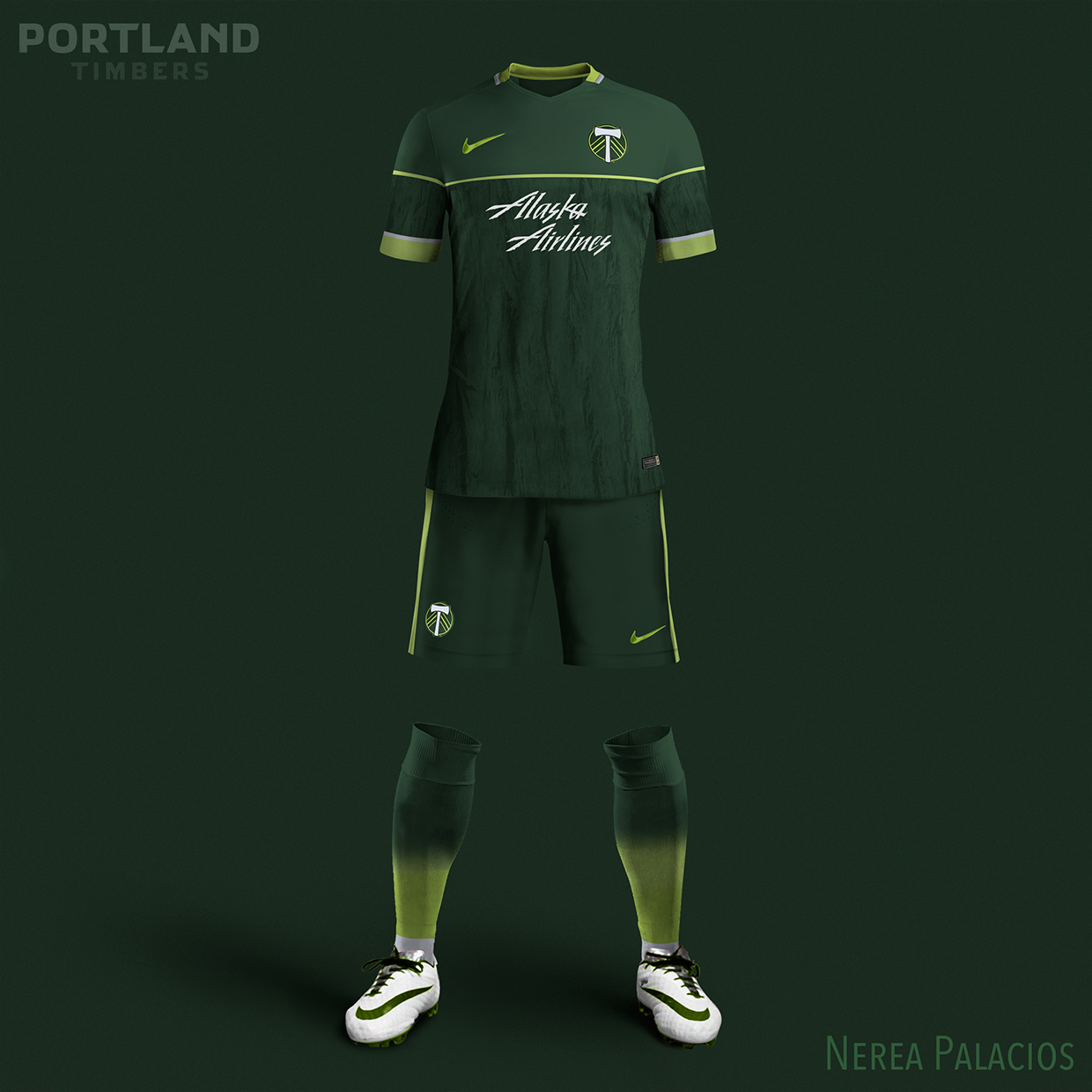 newest 6fd2d c9e5f What if MLS clubs switched jerseys from adidas to Nike ...