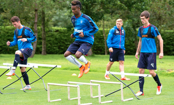 Arsenal loans United States prospect Gedion Zelalem to Rangers until January