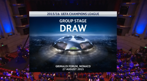 champions league draw chelsea manchester united find