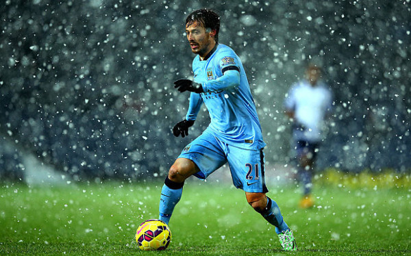 Silva 600x374 2015/16 Premier League team preview: Manchester City