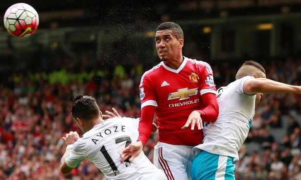 Chris Smalling's transformation from stooge to defensive stalwart has been astounding