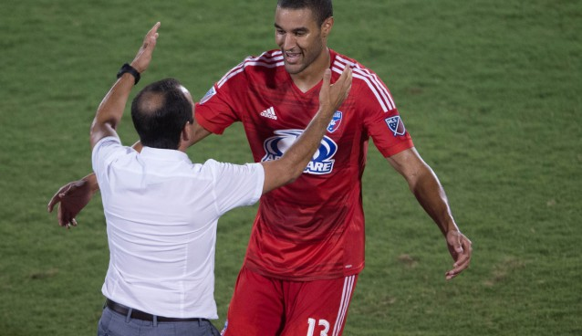 FC Dallas end 3 game losing streak with 2-0 win over Real Salt Lake
