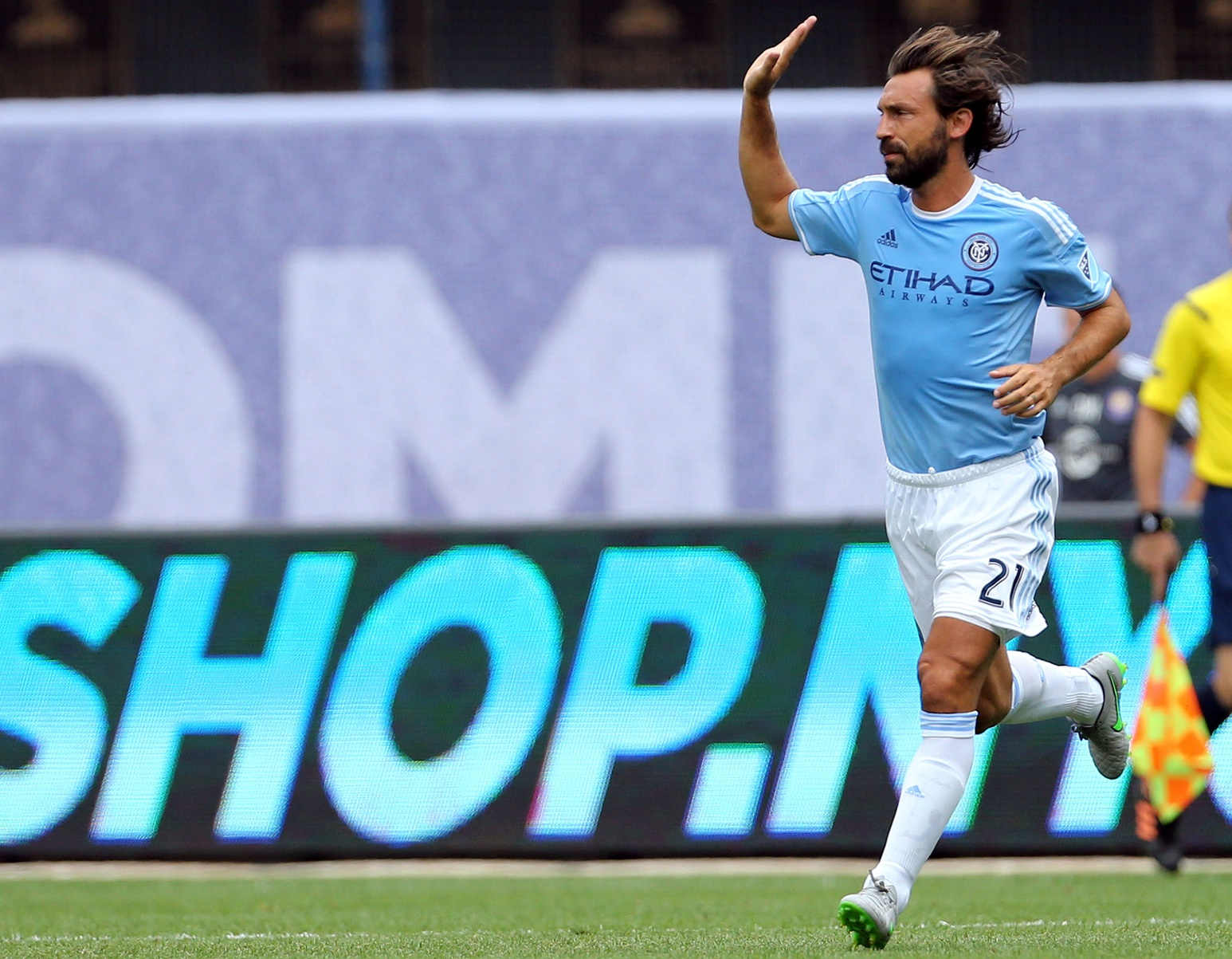 Finding a solution to the Andrea Pirlo problem in MLS By Steve