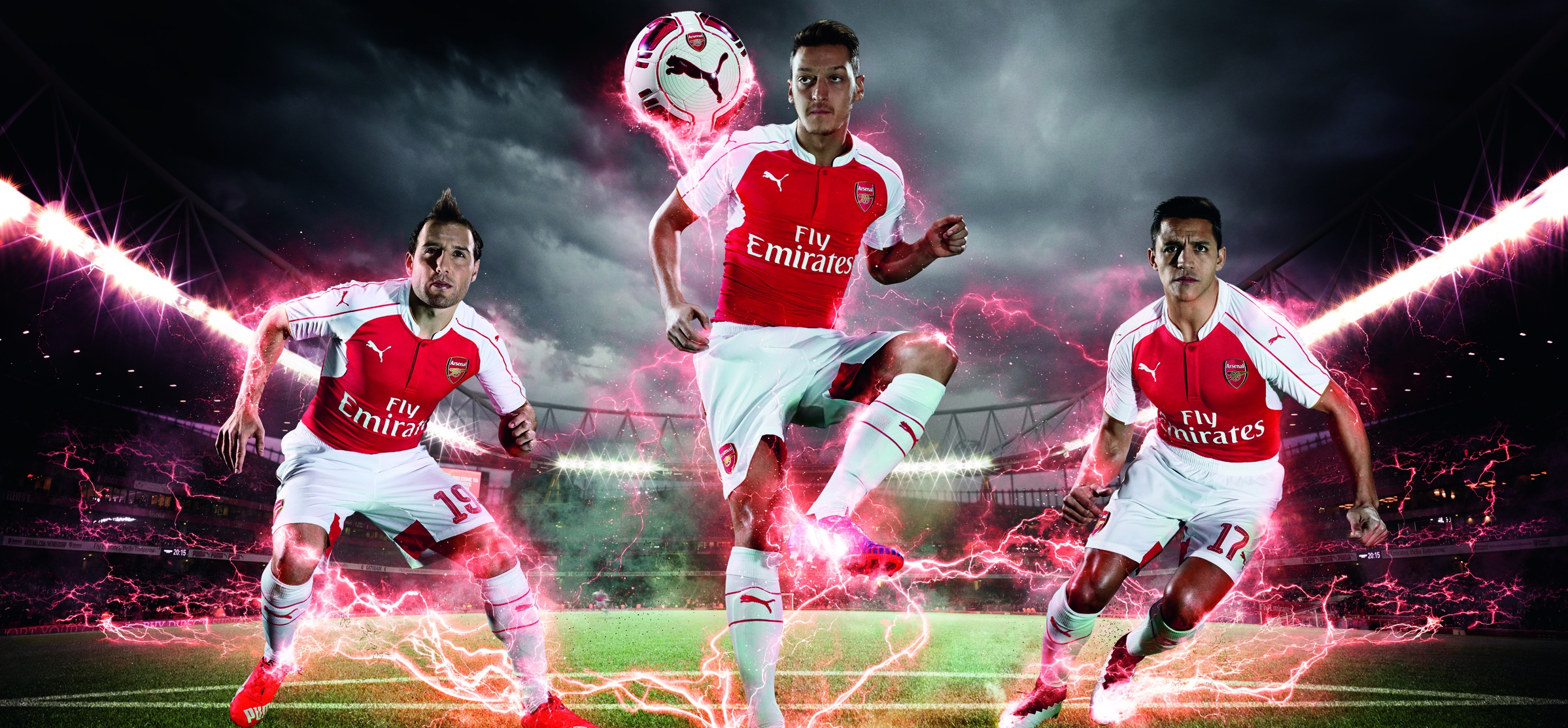 arsenal header Arsene Wenger believes Arsenal can win the title