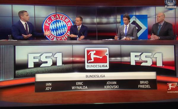 FOX Sports kicks off Bundesliga coverage with promising first weekend