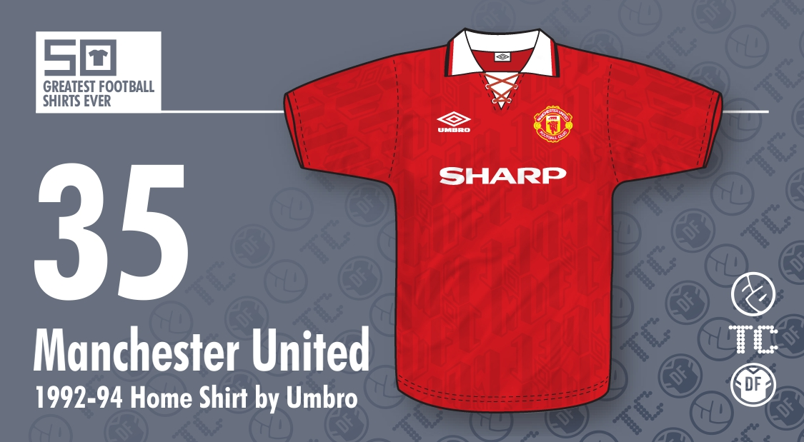 8a1d4b03698 The 50 greatest soccer jerseys ever, as judged by design experts ...