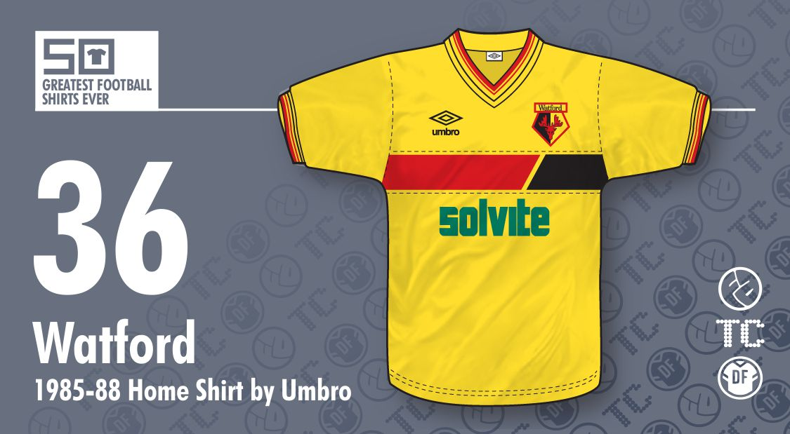 917eb9cdb0 The 50 greatest soccer jerseys ever, as judged by design experts ...