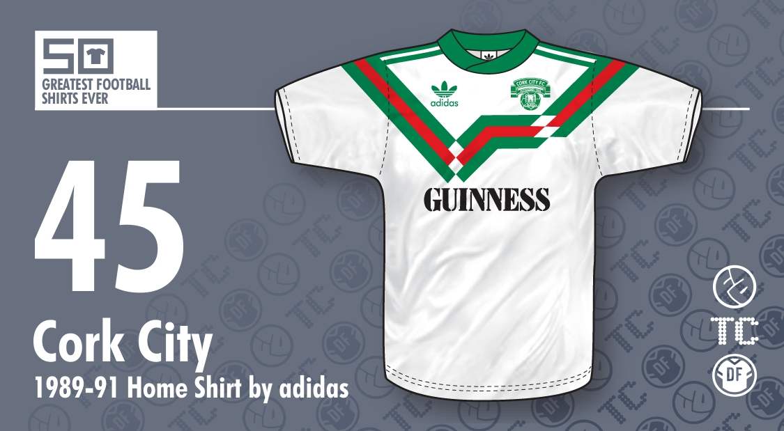 b5b82a5ea The 50 greatest soccer jerseys ever
