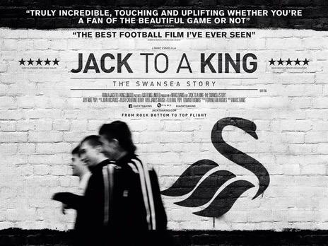 Must-see 'Jack to a King' Swansea City documentary to debut on NBC at 2pm ET