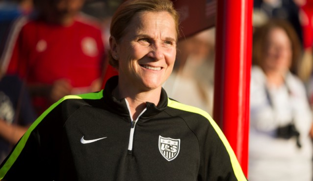 US Women's National Team head coach Jill Ellis agrees to new multi-year contract extension