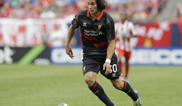 Liverpool attacker Lazar Markovic has a lot to prove this season