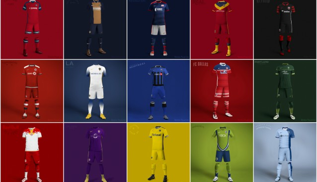 What if MLS clubs switched jerseys from adidas to Nike? Check out these awesome concept designs