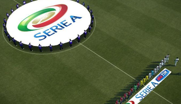 Serie A Match Day 16 Schedule