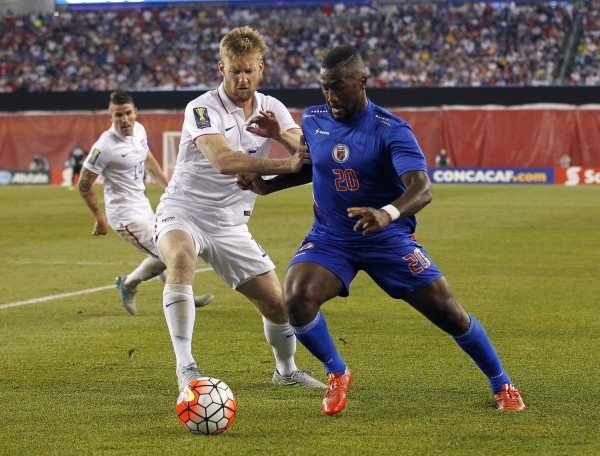 tim ream 600x456 Why Tim Ream, Not Andy Najar, Should Have Been Named MLS Rookie of the Year