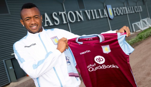 Jordan Ayew has the hard task of replacing Christian Benteke