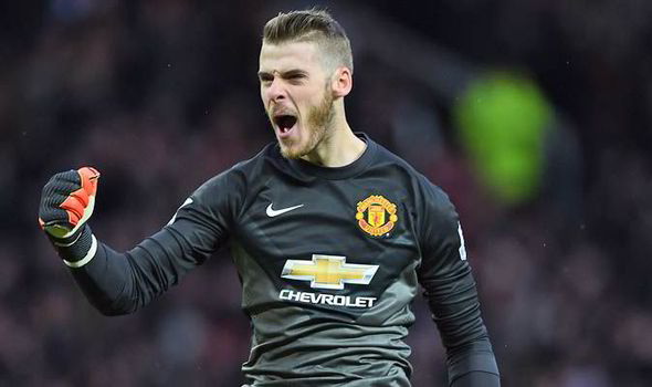 David de Gea signs new four-year deal with Manchester United