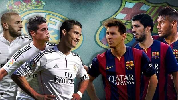 Date and time set for first El Clasico of the season