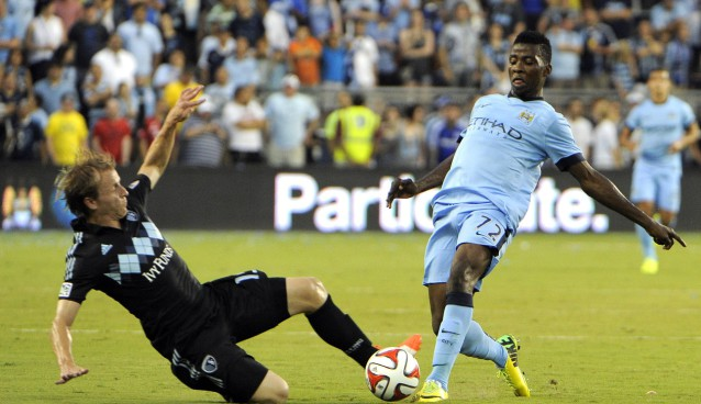 Kelechi Iheanacho's emergence will be the first of many from Manchester City's new vision