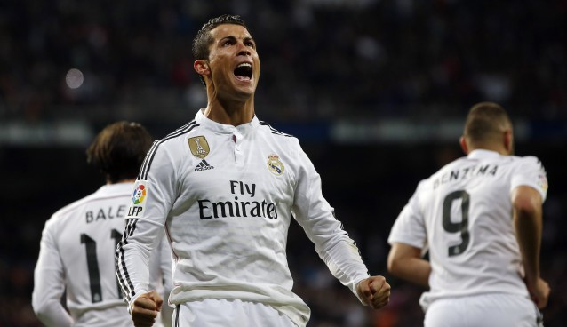 Paris Saint-Germain to lay out £250 million for Cristiano Ronaldo next summer