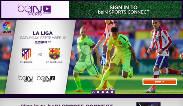 beIN SPORTS Connect streaming service relaunches with new soccer channels