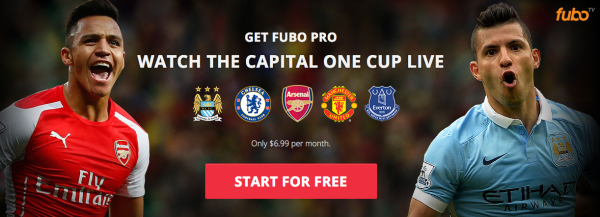 capital one cup live stream free