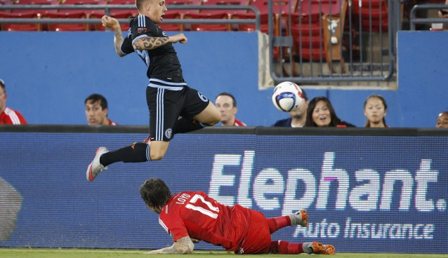 New York City FC's woes continue with 2-1 loss at FC Dallas [VIDEO]
