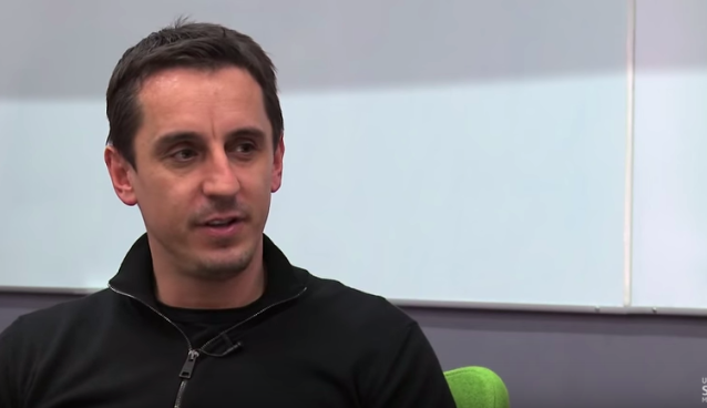 Interview with Gary Neville about ambition, Salford City FC and grassroots soccer [VIDEO]
