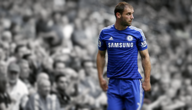 It's time for Chelsea to envision a defense without Branislav Ivanovic