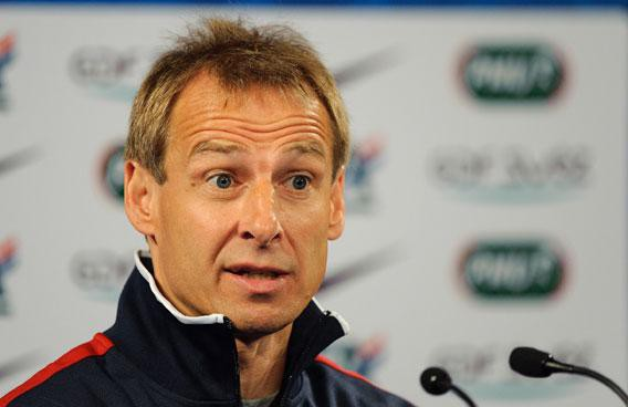Jurgen Klinsmann's US January camp squad is a sharp contrast between young and old