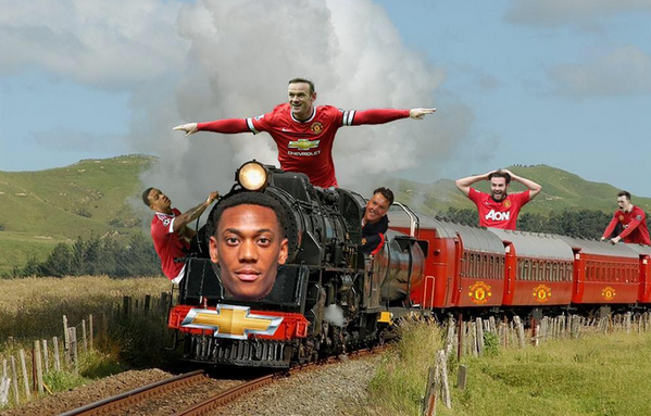 man-united-train