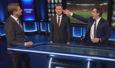 Gary Neville explains his shock at Anthony Martial's impact with Manchester United [VIDEO]