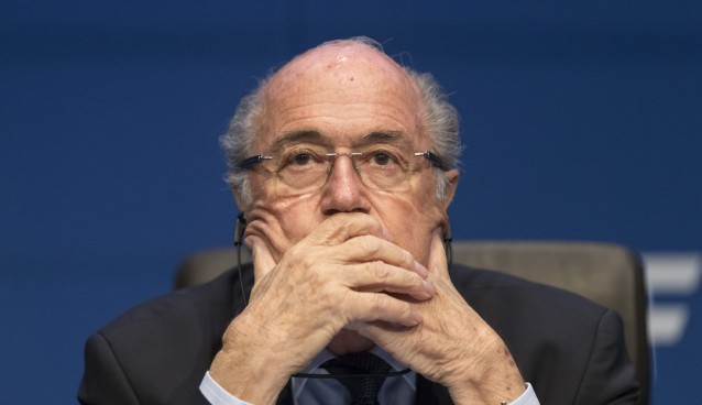 Sepp Blatter interrogated on suspected criminal activity