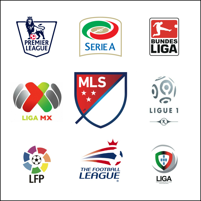 Most popular soccer leagues on US television, ranked