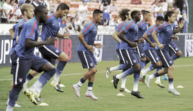 USA vs. Brazil match preview: U.S.'s last match before its face-off with Mexico