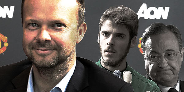 Is David de Gea's new contract a rare victory for Ed Woodward?