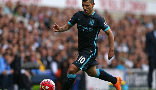 Sergio Aguero's inconsistent form poses a conundrum for Manchester City