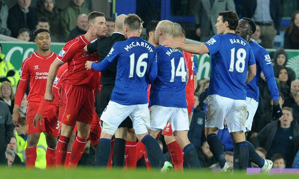 Changing face of the Merseyside derby could help Everton wrestle initiative back from Liverpool