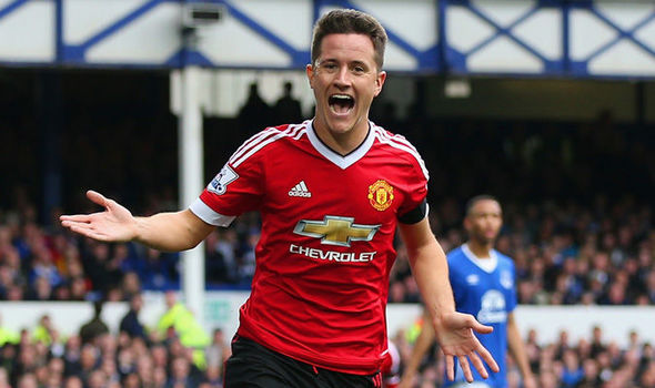 Ander Herrera must keep his place at the forefront of Manchester United's midfield
