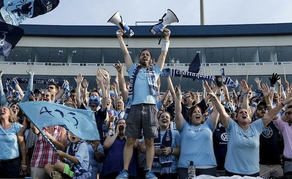 Interview with Chattanooga FC's co-founder about success and MLS ambitions