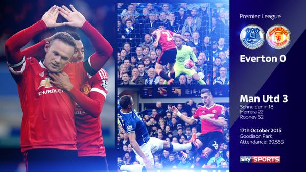 everton-manchester-united