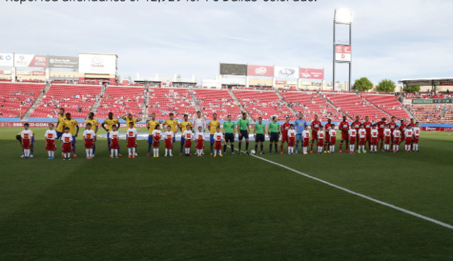 Are MLS' reported attendance numbers a game of smoke and mirrors?