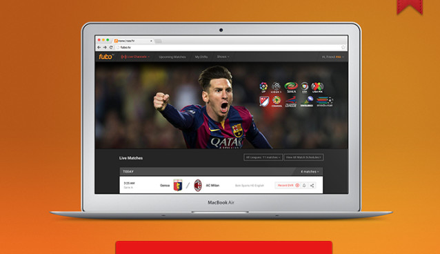fuboTV adds DVR functionality for soccer fans in new version of legal streaming service