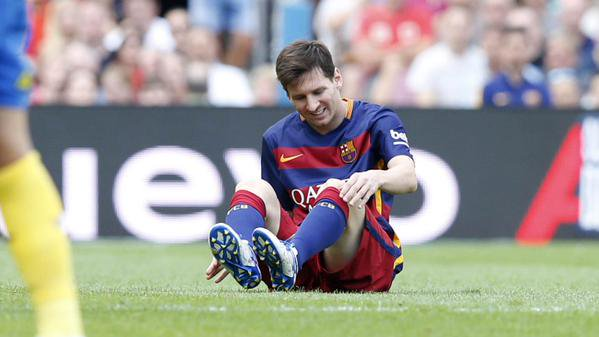 Lionel Messi set to miss El Clasico due to setbacks in his recovery
