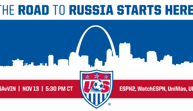 USA vs. St. Vincent & the Grenadines preview: The road to Russia 2018 begins