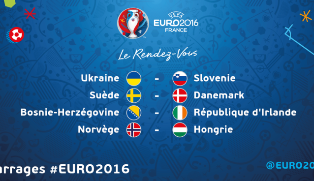 Euro 2016 playoffs preview: Fight for next summer's last 4 spots begins on Thursday
