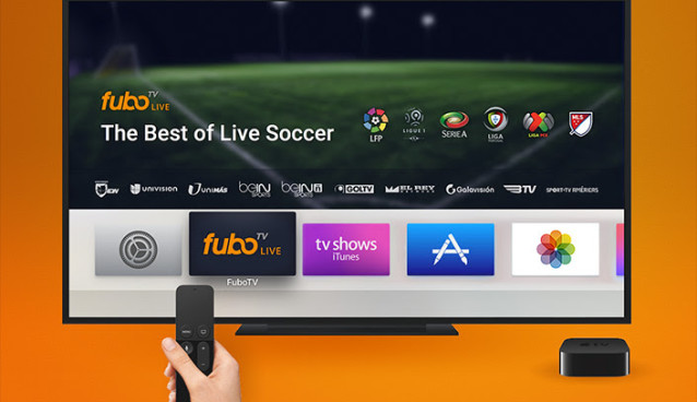fuboTV adds Apple TV app for streaming soccer games to your TV