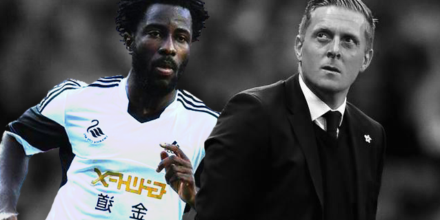 Swansea finally paying the price for selling Wilfried Bony to Manchester City
